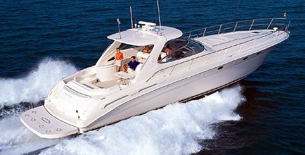 2000 Sea Ray 540 Sundancer
