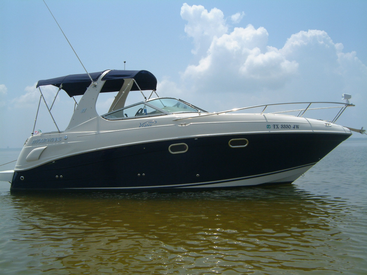 2003 Four Winns 268 Vista
