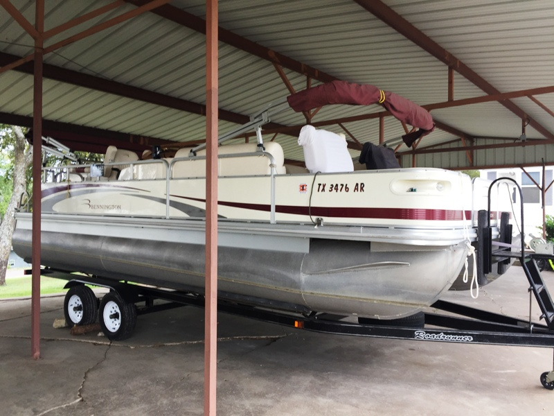2008 Bennington 2275GS W/90HP Yamaha