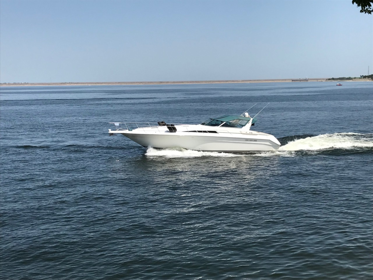 1991 Sea Ray 42 Sundancer