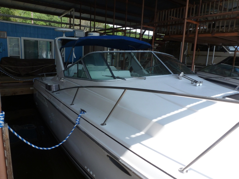 1990 Wellcraft 34 Gran Sport